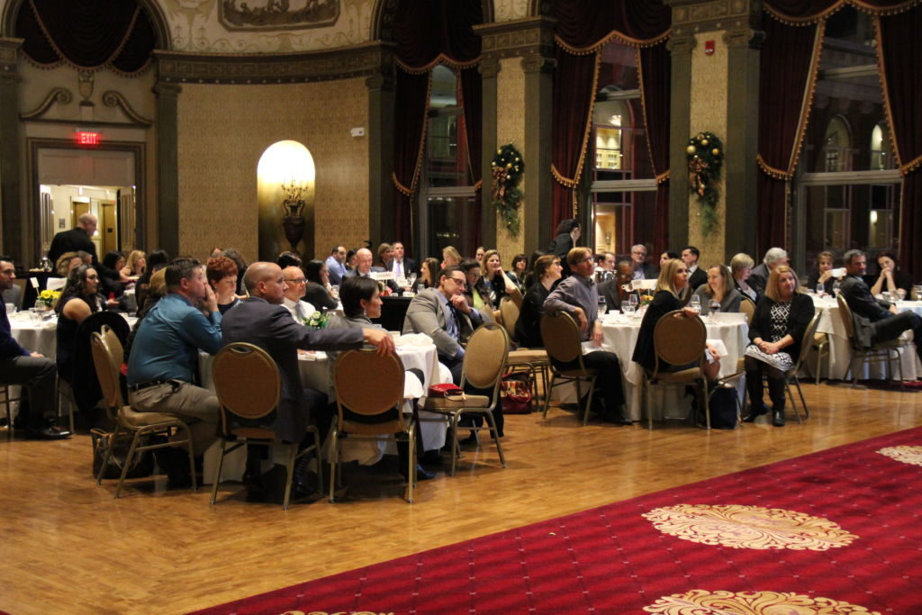 Cohort 2 Induction Ceremony, November 2015