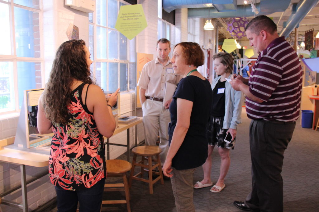 2016 Cohort 2 Boot Camp, Providence Children's Museum